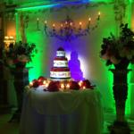 Uplighting The Cake